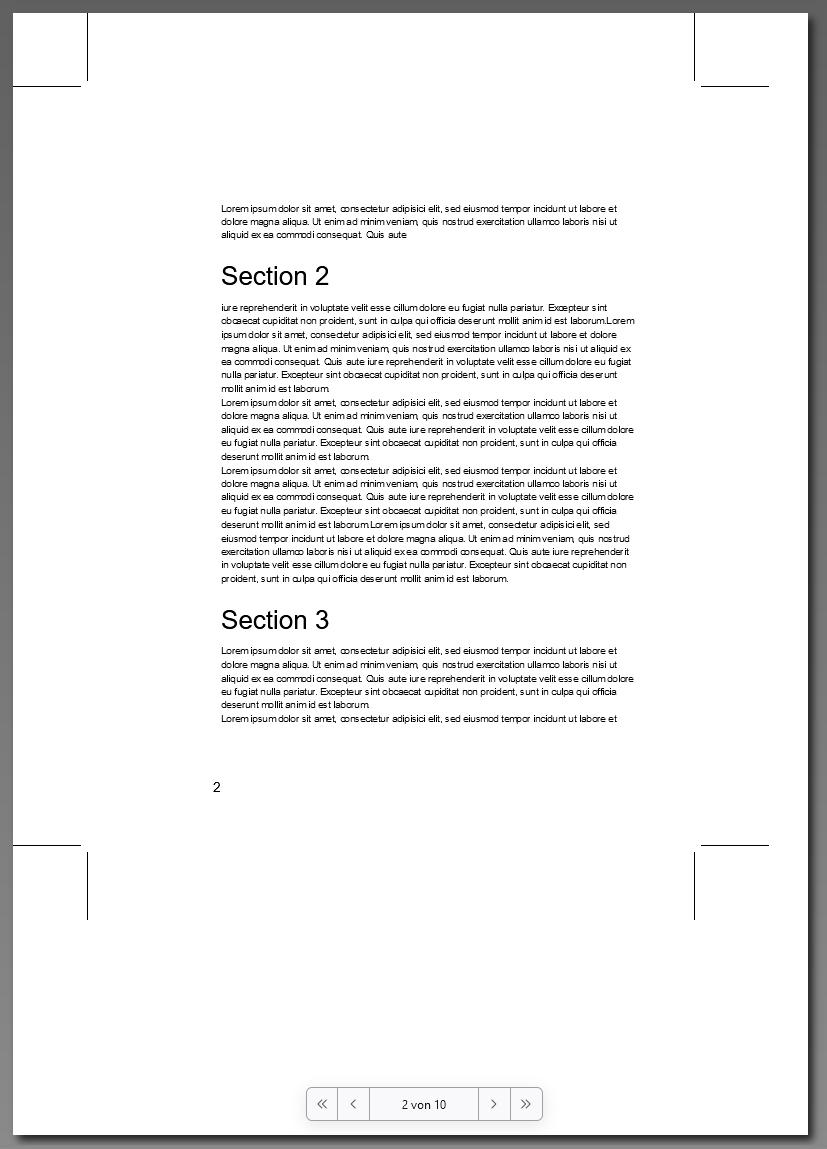 2021-09-28 19_17_04-Testseite 1 zu pagedPrinting - XWiki