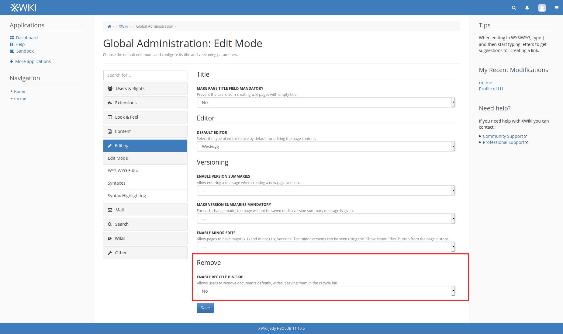 Screenshot_2020-08-18 Global Administration - XWiki