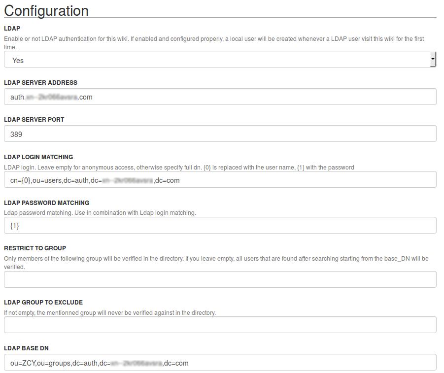 LDAP Unauthorized login possible - Help / Discuss - XWiki Forum
