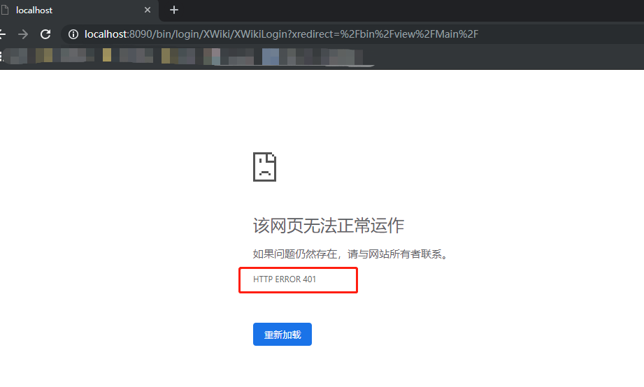 OpenID Connect login problem - Help / Discuss - XWiki Forum